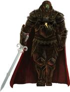 TPHD Ganondorf Artwork