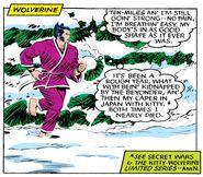 Wolverine's Stamina