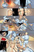 X-23's training