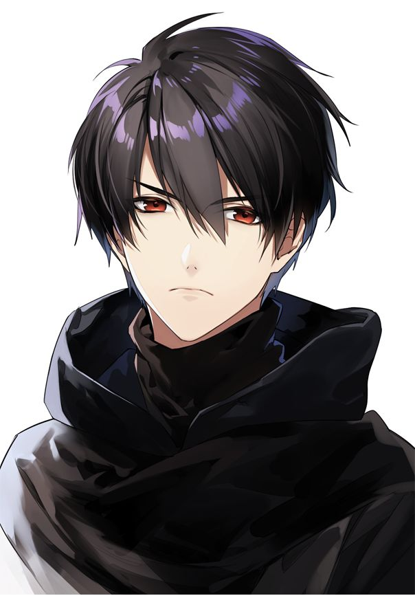 Image - 12ce12bfe12a12eb12c12f12--red-eyes-anime-anime-boy ...