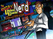 Channel Awesome Angry Video Game Nerd