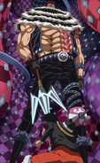 Charlotte Katakuri, the Second Son of Charlotte