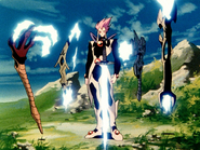 Light Weapons Slayers anime