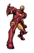 Iron Man Armor Model 24