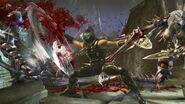 Ryu Hayabusa (Ninja Gaiden) Tonfa