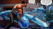 Sinister iceman