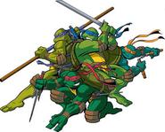 Teenage Muntant Ninja Turtles