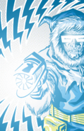 Captain Cold's Cold Gun