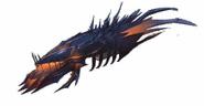 Endbringer Devil Ship Form Starfinder