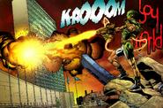 Marvel Boy Blaster