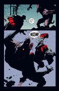 Megaton Punch by Hellboy