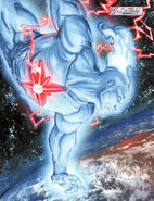Captain Atom (DC Comics) space
