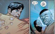 Kal-El's x-ray vision