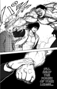 Tokita Ohma's Redirection 2 (Kengan Ashura)