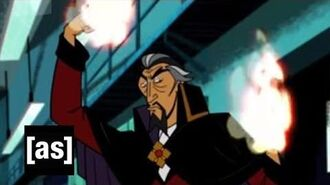 Supercut Every Dr. Orpheus Magic Spell The Venture Bros. Adult Swim