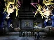 Yugi and Atem