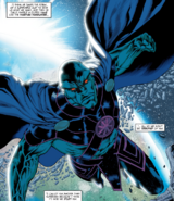 Martian Manhunter dc comics flight