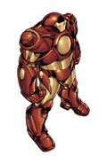 Iron Man Armor Model 31