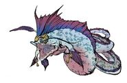 King Wada (Water Dragon)