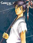 Kyoshiro Mibu (Samurai Deeper Kyo)