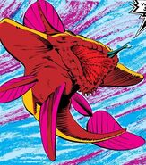 Acanti from Uncanny X-Men Vol 1 165 0001
