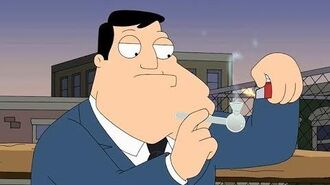 American Dad - Stan does Crack P1