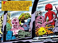 Marvel Comics Deviant Mutates