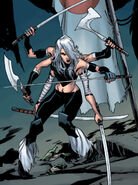 Spiral (Marvel Comics) armed