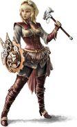 Dinvaya Lanalei Brigh Cleric Pathfinder