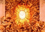 Holy spirit sun