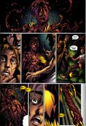 Ultimate Marvel Carnage Haemokinetic Shapeshifting