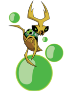 Ball Weevil (Ben 10- Omniverse)