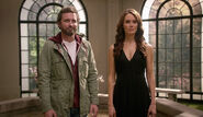 God Chuck & Darkness Amara (Supernatural)