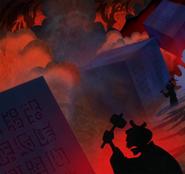 Kozuki Creates Poneglyphs