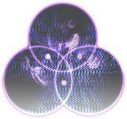 Triune Holy Symbol Starfinder