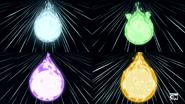 Catalyst Comets