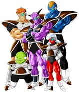 Ginyu Force (Dragon Ball Z)