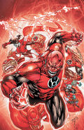 Red Lanterns Corps