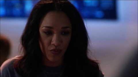 The Flash 3x17 Iris and Mon-El Save Barry and Kara