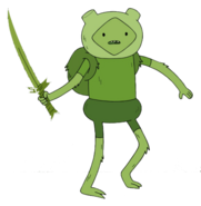 Fern Adventure Time