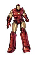 Iron Man Armor Model 27