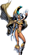 Ixchel (Earth-616) Jaguar Goddess
