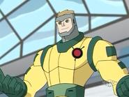 Colonel Jupiter Superhero
