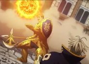 Escanor Sunshine Cruel Sun
