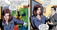 Shapeshifting by Martian Manhunter (1)