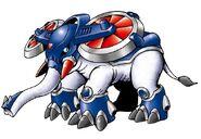 Elephamon