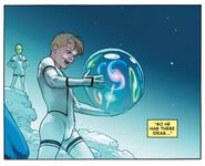 Franklin Richards Reality Bending