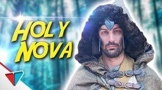 Healing Light is just a bit too bright - Holy Nova