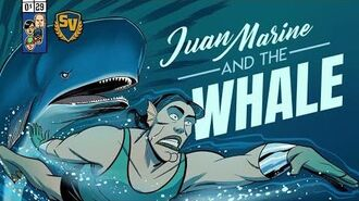 JUAN MARINE AND THE WHALE (THE TRAP) - SOCIETY OF VIRTUE