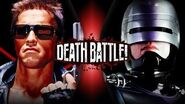 Terminator VS RoboCop DEATH BATTLE!